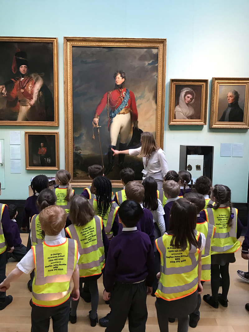 Year 2 National Gallery 03/20